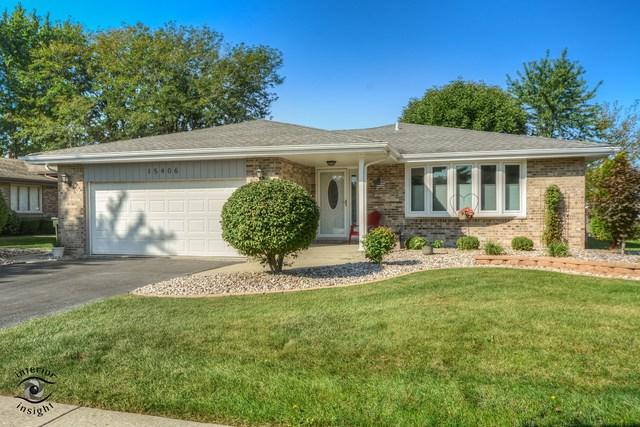 15406 Sheffield Lane, Orland Park, IL 60462 (MLS #10259228) :: Baz Realty Network | Keller Williams Preferred Realty