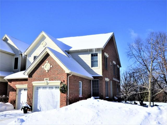 13 Red Tail Drive, Hawthorn Woods, IL 60047 (MLS #10259437) :: Baz Realty Network | Keller Williams Preferred Realty