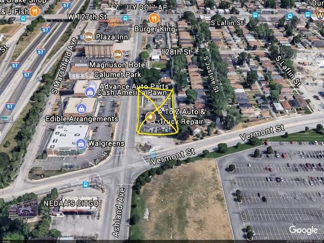 12837 Ashland Avenue, Calumet Park, IL 60827 (MLS #10259521) :: Baz Realty Network | Keller Williams Preferred Realty