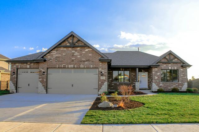 24214 S Sunset Lakes Drive, Manhattan, IL 60442 (MLS #10259672) :: Baz Realty Network | Keller Williams Preferred Realty
