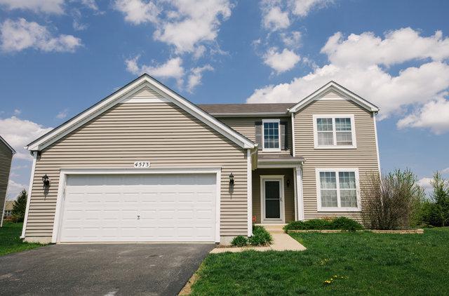 4573 Gardiner Avenue, Yorkville, IL 60560 (MLS #10259705) :: Baz Realty Network | Keller Williams Preferred Realty