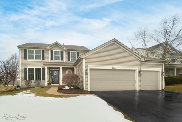5061 Princeton Lane, Lake In The Hills, IL 60156 (MLS #10259826) :: Baz Realty Network | Keller Williams Preferred Realty