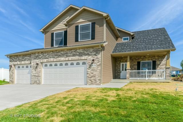 1670 Eagle Bluff Drive, Bourbonnais, IL 60914 (MLS #10259832) :: Baz Realty Network | Keller Williams Preferred Realty
