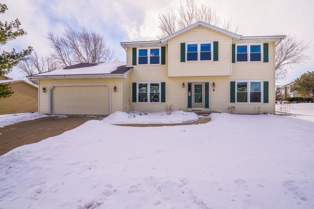 3 Harbor Pointe Circle, Bloomington, IL 61704 (MLS #10260283) :: Berkshire Hathaway HomeServices Snyder Real Estate