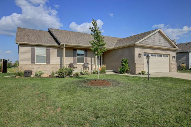 1214 Ridge Creek Road, Savoy, IL 61874 (MLS #10260522) :: Ryan Dallas Real Estate