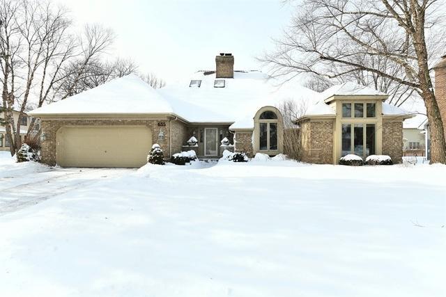 635 Alexandria Drive, Naperville, IL 60565 (MLS #10260581) :: HomesForSale123.com