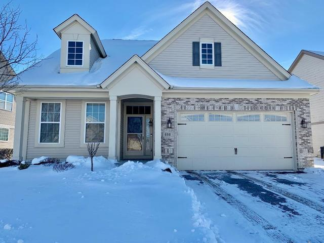 698 Cheshire Court, Oswego, IL 60543 (MLS #10260680) :: Baz Realty Network | Keller Williams Preferred Realty