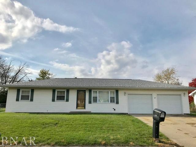 55 Oakwood Drive, Pontiac, IL 61764 (MLS #10260740) :: The Dena Furlow Team - Keller Williams Realty
