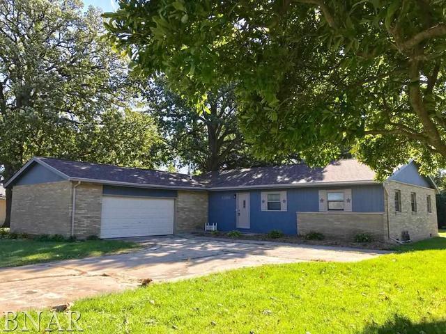 1808 E Forestview Drive, Pontiac, IL 61764 (MLS #10260764) :: The Mattz Mega Group