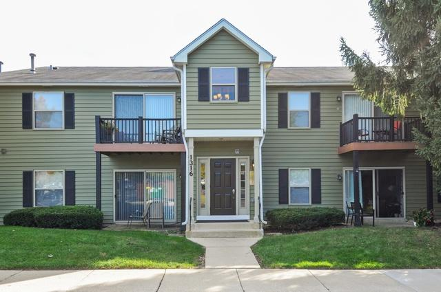 1316 Mc Dowell Road #103, Naperville, IL 60563 (MLS #10260811) :: Baz Realty Network | Keller Williams Preferred Realty
