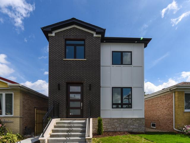 4543 N Sayre Avenue, Harwood Heights, IL 60706 (MLS #10260908) :: Baz Realty Network | Keller Williams Preferred Realty