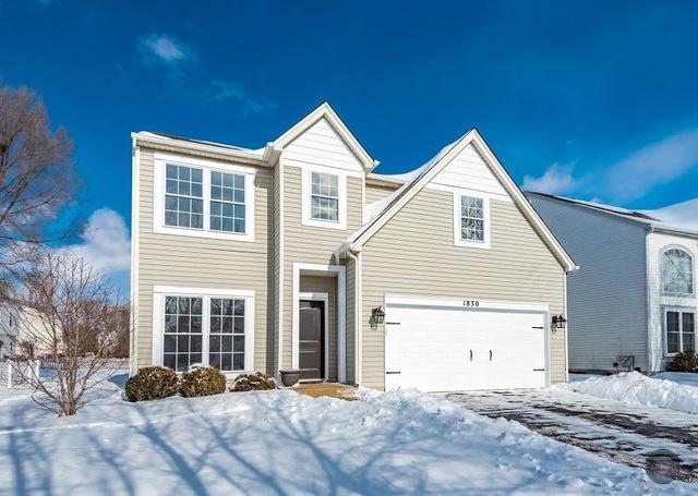 1830 Grassy Knoll Drive, Romeoville, IL 60446 (MLS #10260918) :: Baz Realty Network   Keller Williams Preferred Realty
