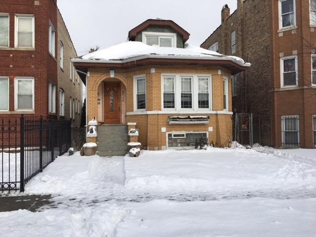 4316 W Parker Avenue, Chicago, IL 60639 (MLS #10260951) :: The Dena Furlow Team - Keller Williams Realty