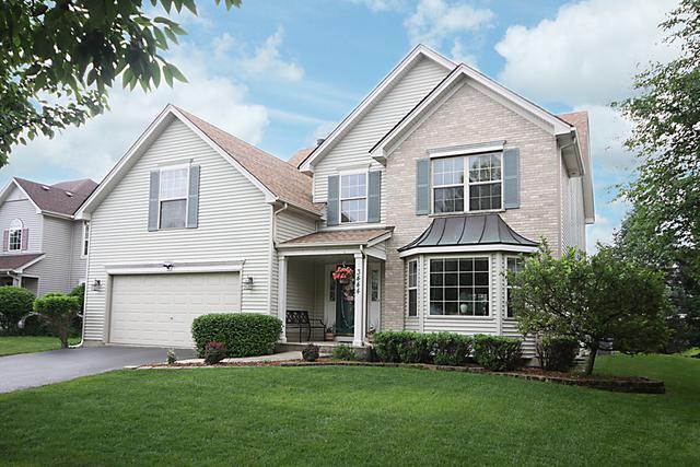3444 Interlochen Lane, Naperville, IL 60564 (MLS #10261079) :: Baz Realty Network | Keller Williams Preferred Realty