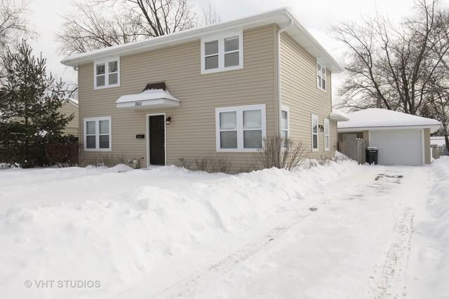 2411 Wing Street, Rolling Meadows, IL 60008 (MLS #10261602) :: Baz Realty Network | Keller Williams Preferred Realty
