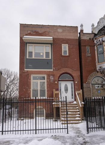 2827 W Wilcox Street, Chicago, IL 60612 (MLS #10261630) :: Baz Realty Network | Keller Williams Preferred Realty