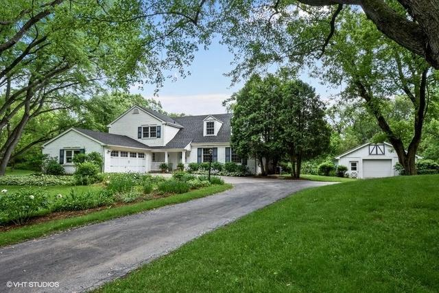 1719 Spring Creek Road, Barrington Hills, IL 60010 (MLS #10261725) :: The Jacobs Group