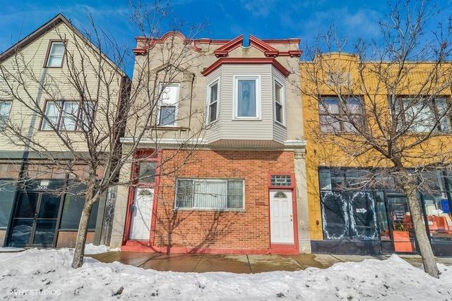 2604 W Fullerton Avenue, Chicago, IL 60647 (MLS #10261786) :: The Perotti Group | Compass Real Estate