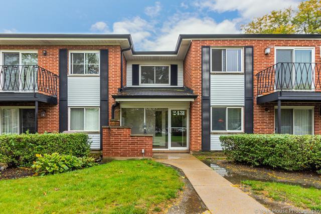 2431 E Brandenberry Court 2R, Arlington Heights, IL 60004 (MLS #10262048) :: Baz Realty Network | Keller Williams Preferred Realty
