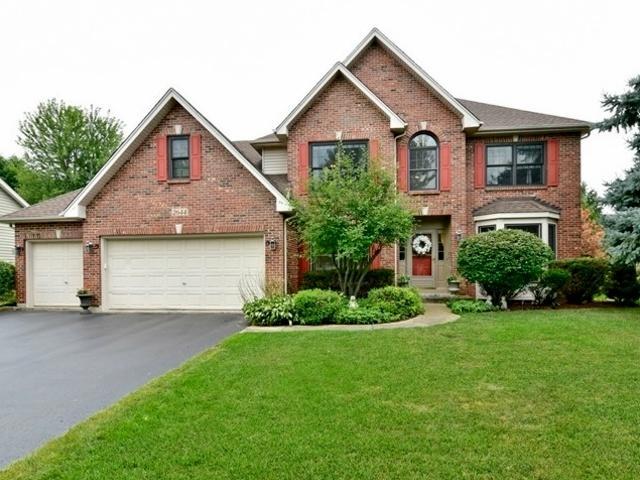 2644 Sweetbroom Road, Naperville, IL 60564 (MLS #10262072) :: Baz Realty Network | Keller Williams Preferred Realty