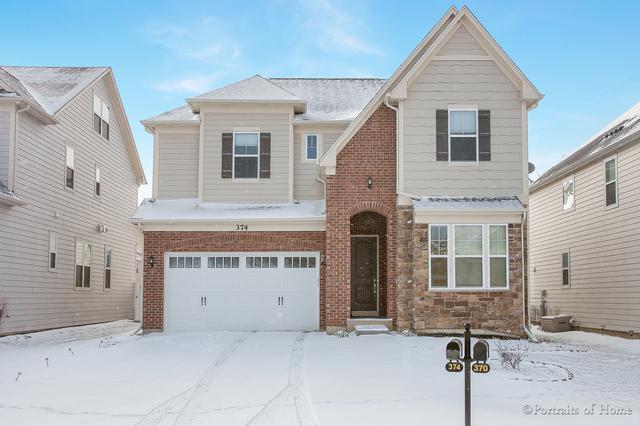 374 E Harrison Court, Elmhurst, IL 60126 (MLS #10262333) :: Ryan Dallas Real Estate