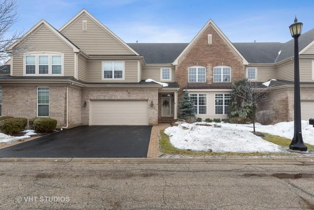 512 Stone Canyon Circle, Inverness, IL 60010 (MLS #10262445) :: Baz Realty Network   Keller Williams Preferred Realty