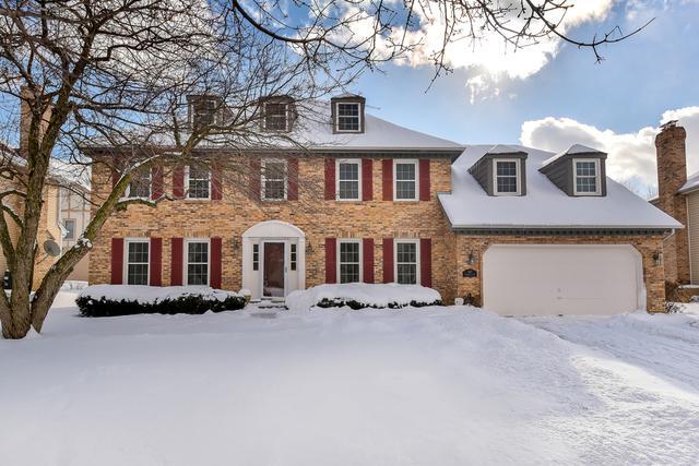 677 Alexandria Drive, Naperville, IL 60565 (MLS #10262513) :: HomesForSale123.com