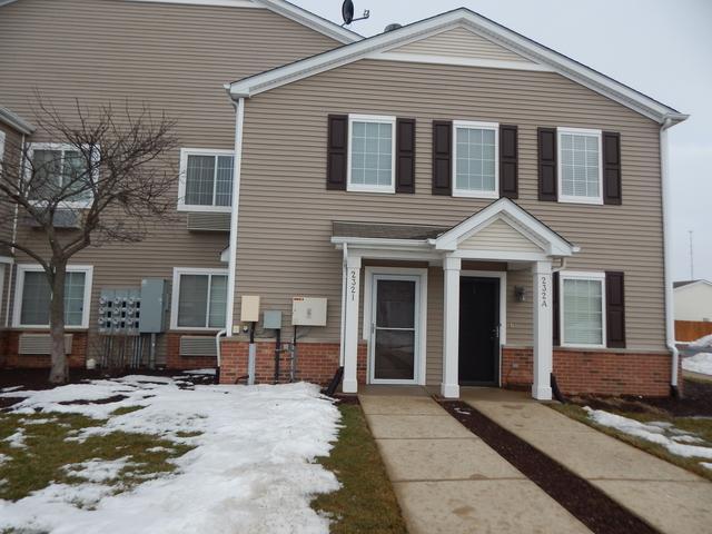 232 Bertram Drive I, Yorkville, IL 60560 (MLS #10262569) :: Baz Realty Network | Keller Williams Preferred Realty