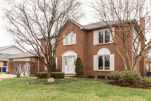 124 Whispering Lake Drive, Palos Park, IL 60464 (MLS #10262660) :: Baz Realty Network | Keller Williams Preferred Realty