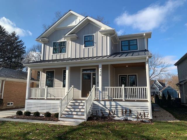 4436 Gilbert Avenue, Western Springs, IL 60558 (MLS #10262718) :: Helen Oliveri Real Estate