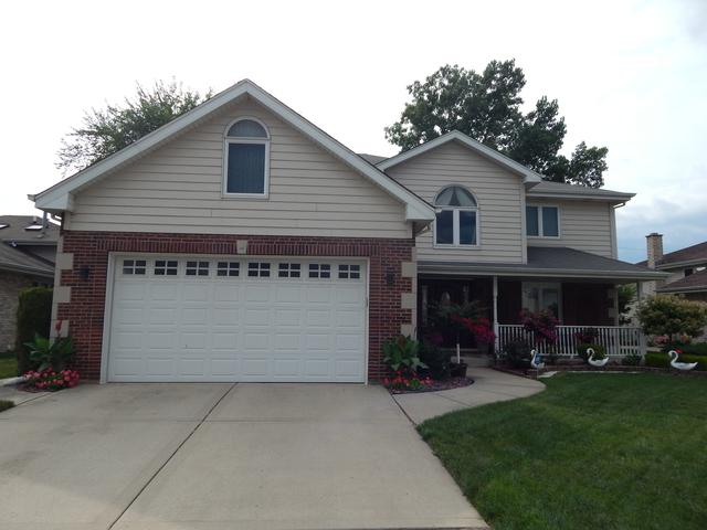 9006 Milford Court, Hickory Hills, IL 60457 (MLS #10263015) :: Baz Realty Network | Keller Williams Preferred Realty