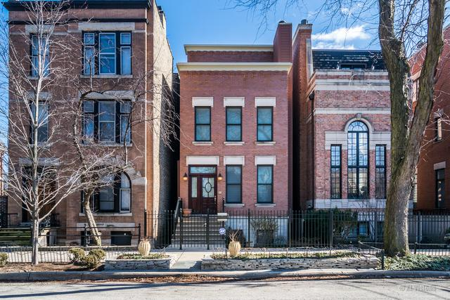 1815 N Fremont Street, Chicago, IL 60614 (MLS #10263107) :: Property Consultants Realty
