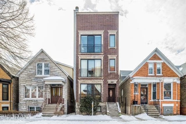 2127 W Walton Street #2, Chicago, IL 60622 (MLS #10263319) :: Baz Realty Network | Keller Williams Preferred Realty
