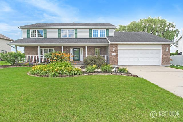 26165 W Leslie Drive, Channahon, IL 60410 (MLS #10263404) :: Baz Realty Network | Keller Williams Preferred Realty