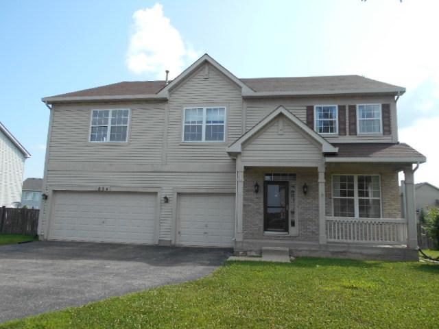 804 Christopher Street, Plano, IL 60545 (MLS #10263456) :: Baz Realty Network   Keller Williams Preferred Realty