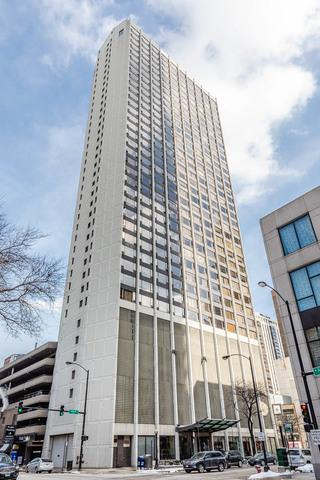 2 E Oak Street #3607, Chicago, IL 60611 (MLS #10263824) :: Touchstone Group