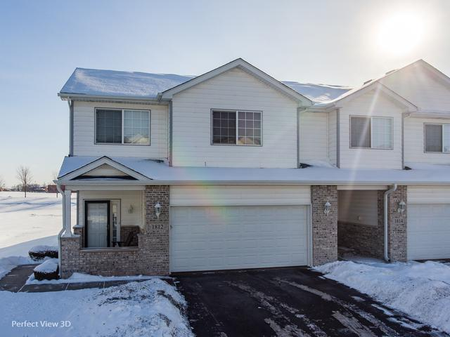 1812 Waters Edge Drive, Minooka, IL 60447 (MLS #10263899) :: Baz Realty Network | Keller Williams Preferred Realty