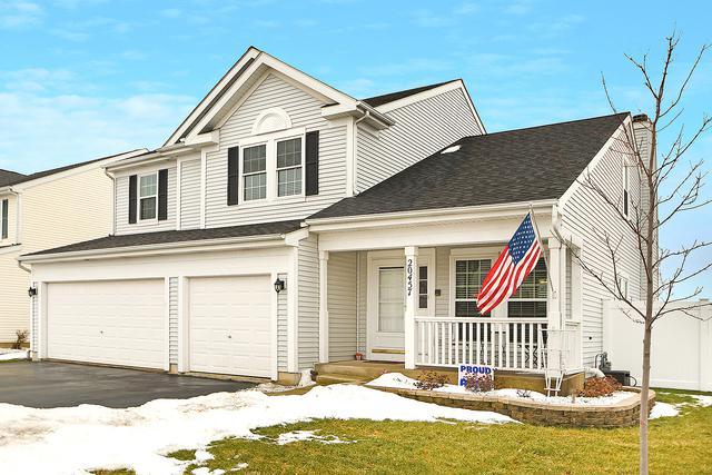 20457 Balsum Lane, Crest Hill, IL 60435 (MLS #10263900) :: Baz Realty Network | Keller Williams Preferred Realty