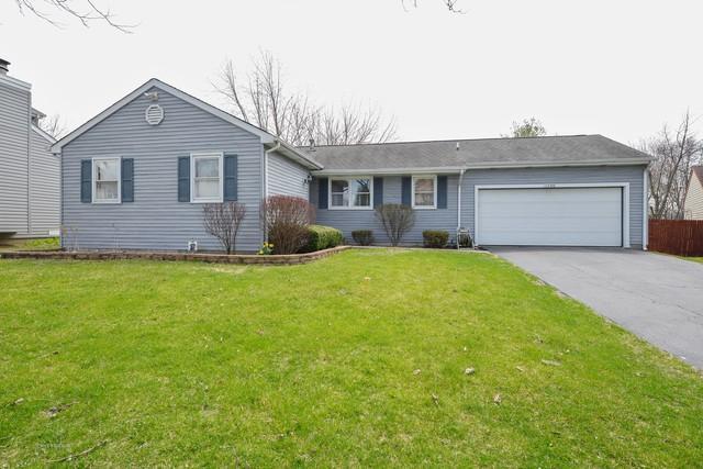1308 Monmouth Avenue, Naperville, IL 60565 (MLS #10263941) :: Ryan Dallas Real Estate