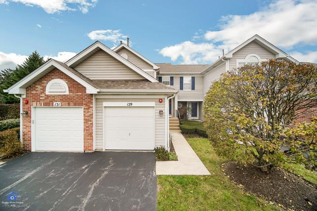 129 Portsmouth Court #129, Glendale Heights, IL 60139 (MLS #10263991) :: Baz Realty Network | Keller Williams Preferred Realty