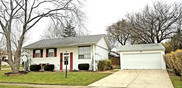 414 Hillside Drive, Streamwood, IL 60107 (MLS #10264062) :: Baz Realty Network | Keller Williams Preferred Realty