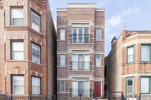4442 S Indiana Avenue #3, Chicago, IL 60653 (MLS #10264210) :: Baz Realty Network   Keller Williams Preferred Realty