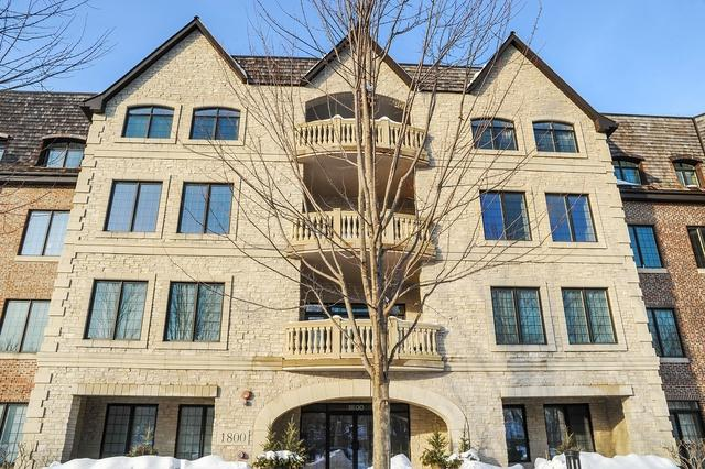 1800 Amberley Court #109, Lake Forest, IL 60045 (MLS #10264394) :: Baz Realty Network | Keller Williams Preferred Realty