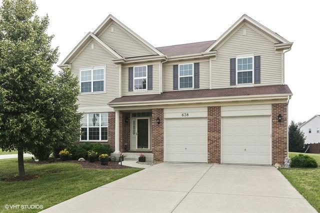638 Northgate Lane, Shorewood, IL 60404 (MLS #10264961) :: Baz Realty Network | Keller Williams Preferred Realty