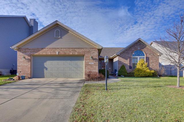 1405 N Brookhaven Drive, Mahomet, IL 61853 (MLS #10264991) :: Ryan Dallas Real Estate