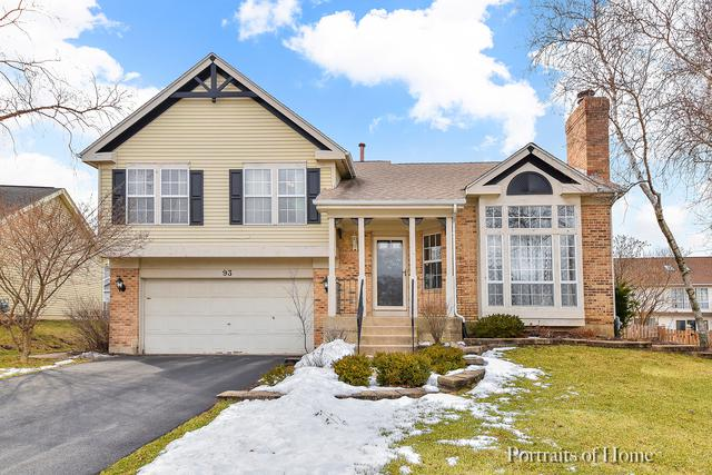 93 Plymouth Court, Aurora, IL 60504 (MLS #10264998) :: Baz Realty Network | Keller Williams Preferred Realty