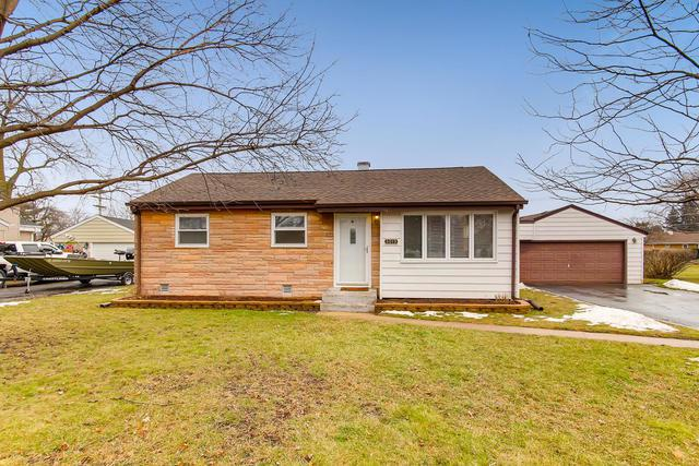 8019 S 83rd Court, Justice, IL 60458 (MLS #10265022) :: The Mattz Mega Group