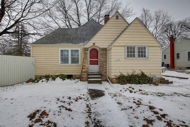 1403 W Springfield Avenue, Champaign, IL 61821 (MLS #10265072) :: Baz Realty Network | Keller Williams Preferred Realty