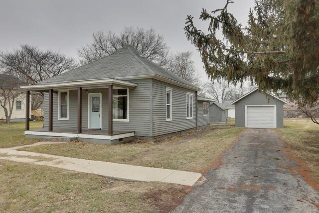 104 W South Street, Mansfield, IL 61854 (MLS #10265156) :: Berkshire Hathaway HomeServices Snyder Real Estate