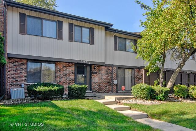 7348 Winthrop Way #2, Downers Grove, IL 60516 (MLS #10265512) :: Baz Realty Network | Keller Williams Preferred Realty